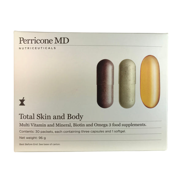 Perricone MD Total Skin And Body Supplement 30 Day Supply