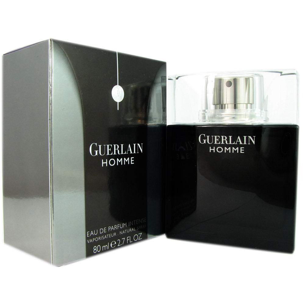 Guerlain Homme for Men by Guerlain 2.7 oz Eau de Parfum Intense Spray