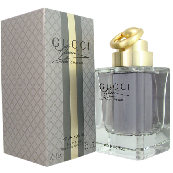 Gucci Made to Measure for Men 3 oz Eau de Toilette Spray