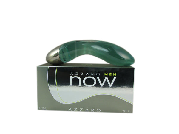 Azzaro Now for Men by Azzaro 2.7 oz Eau de Toilette Spray
