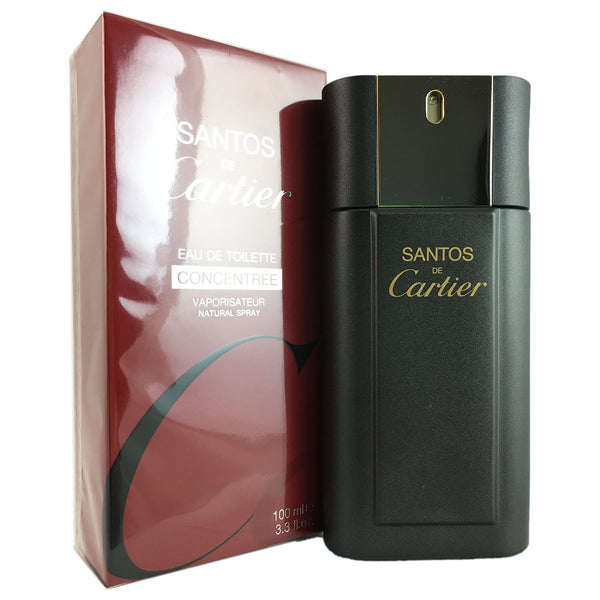 Santos de Cartier Concentre for Men 3.3 oz Eau de Toilette Spray