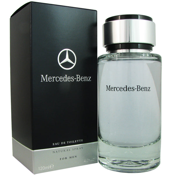 Mercedes Benz for Men by Mercedez-Benz 4.0 oz Eau de Toilette Spray