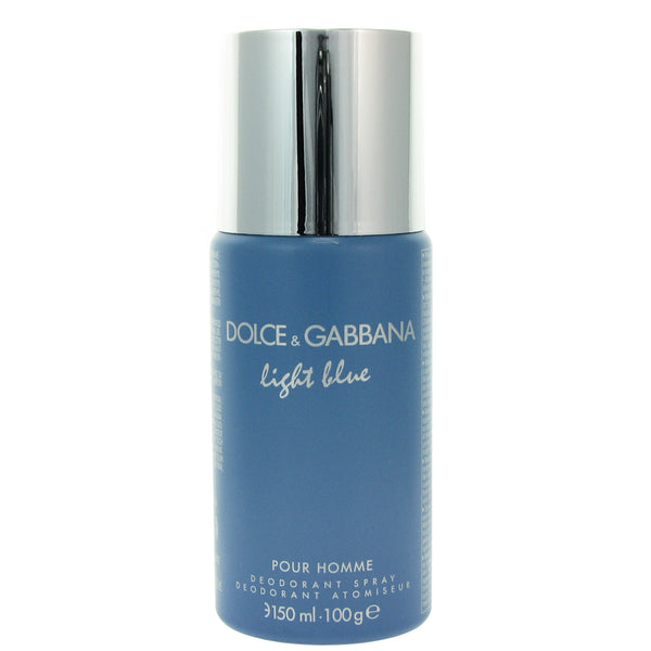 Dolce & Gabbana Light Blue for Men 3.6 oz Deodorant  Spray