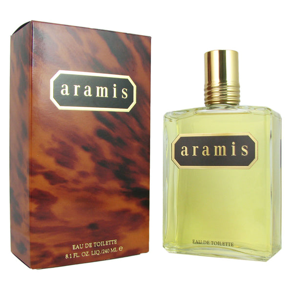 Aramis for Men 8.1 oz Eau de Toilette Splash Bottle