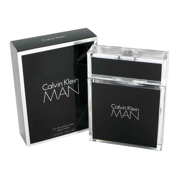 CK Man by Calvin Klein 3.4 oz 100 ml Eau de Toilette Spray