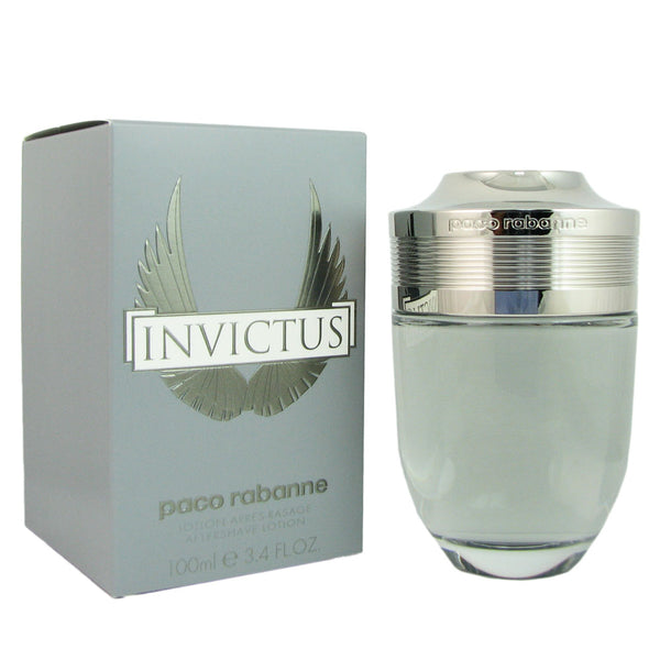 Invictus For Men by Paco Rabanne 3.4 oz After Shave Lotion