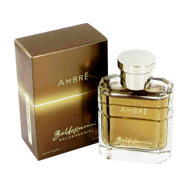 Baldessarini Ambre for Men by Baldessarini 3.0 oz Eau de Toilette Spray
