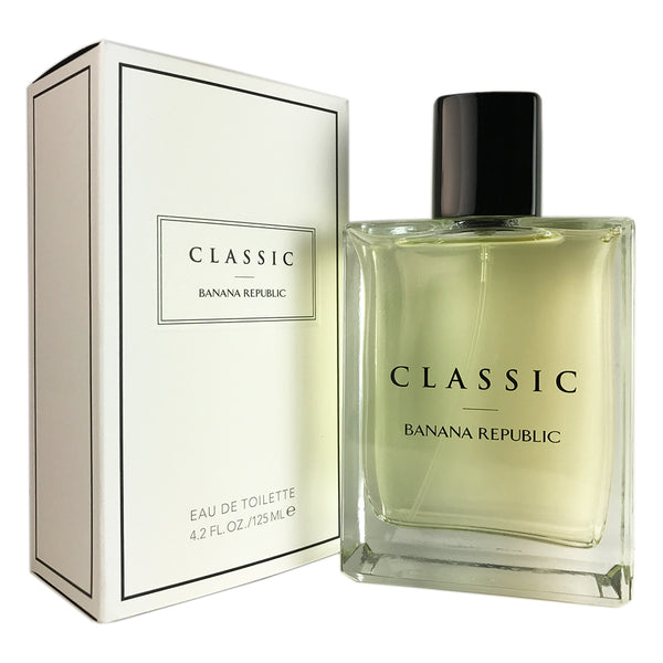 Banana Republic Classic by Banana Republic 4.2 oz Eau De Toilette Unisex