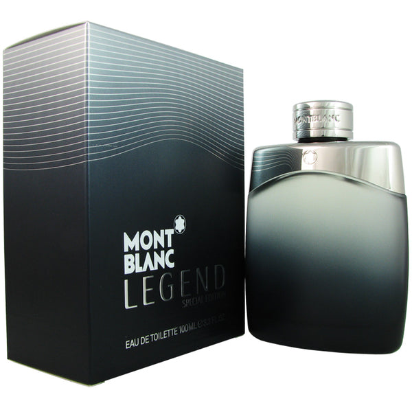 Legend Special Edition 2015 Men by Mont Blanc 3.3 oz Eau de Toilette Spray
