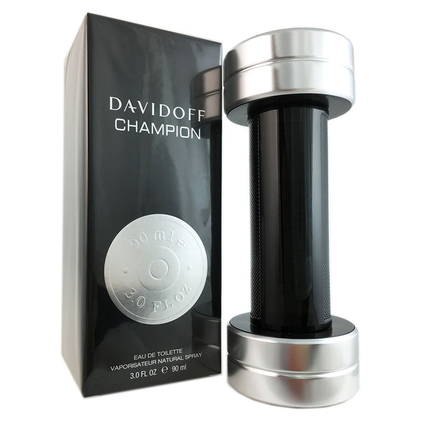 Champion for Men by Davidoff 3.0 oz Eau de Toilette Spray