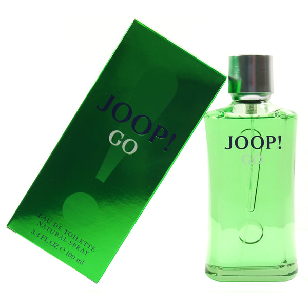 Joop Go for Men by Joop 3.4 oz 100 ml Eau de Toilette Spray