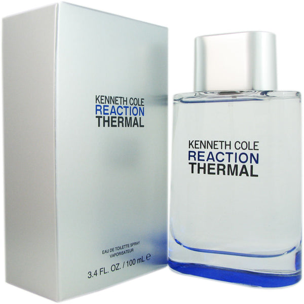 Reaction Thermal for Men by Kenneth Cole 3.4 oz Eau de Toilette Spray