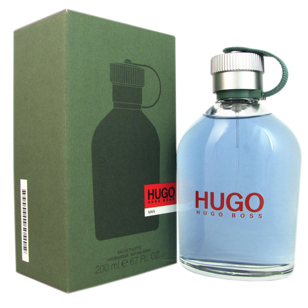 Hugo Men by Hugo Boss 6.7 oz Eau de Toilette Spray
