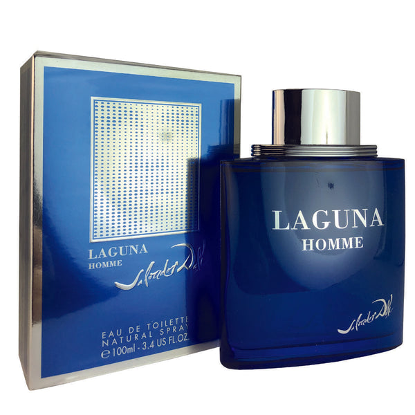 Laguna for Men by Salvador Dali 3.4 oz Eau de Toilette Spray