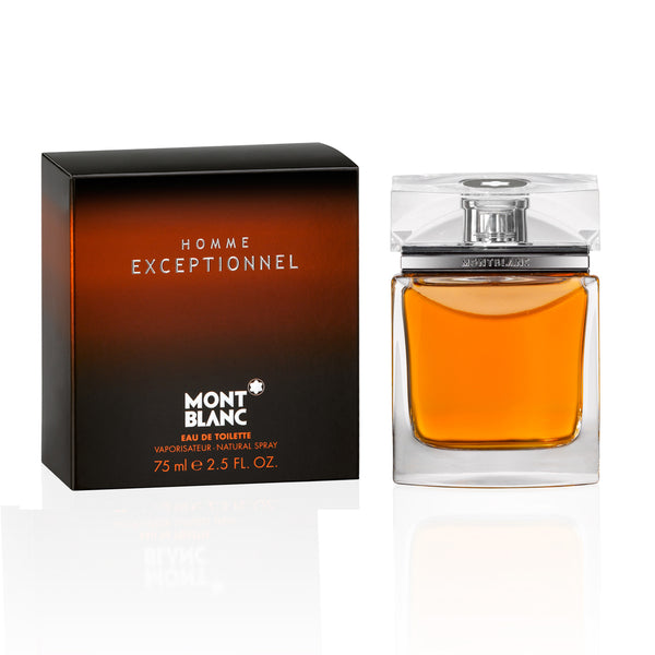 Exceptionnel Men for Men by Mont Blanc 2.5 oz Eau de Toilette Spray