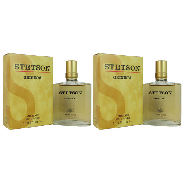 Stetson Original 3.5 oz Aftershave 2 Pack