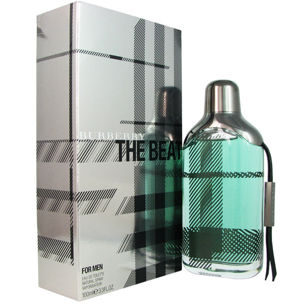 Burberry The Beat for Men 3.3 oz Eau de Toilette Spray