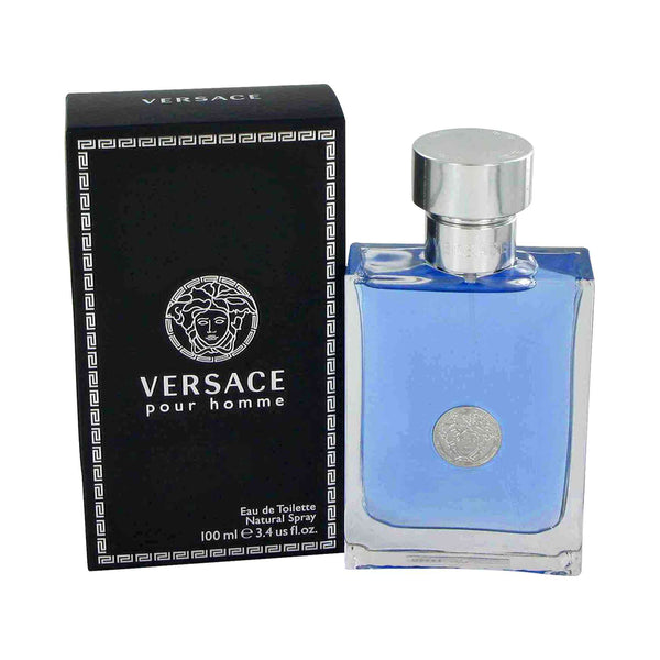 Versace for Men 3.4 oz 100 ml Eau de Toilette Spray