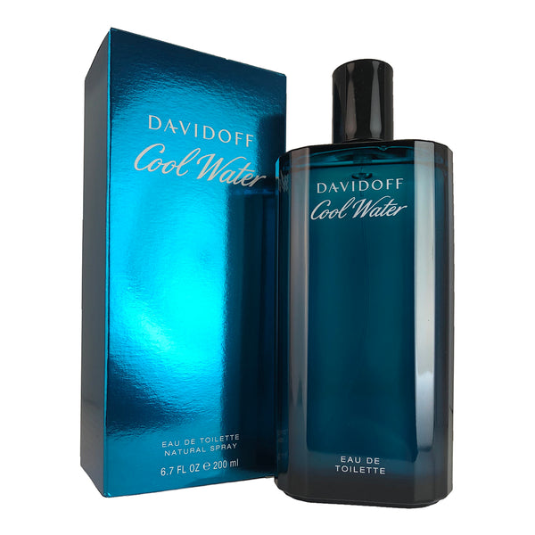 Cool Water for Men Limited Edition by Davidoff 6.7 oz Eau de Toilette Spray