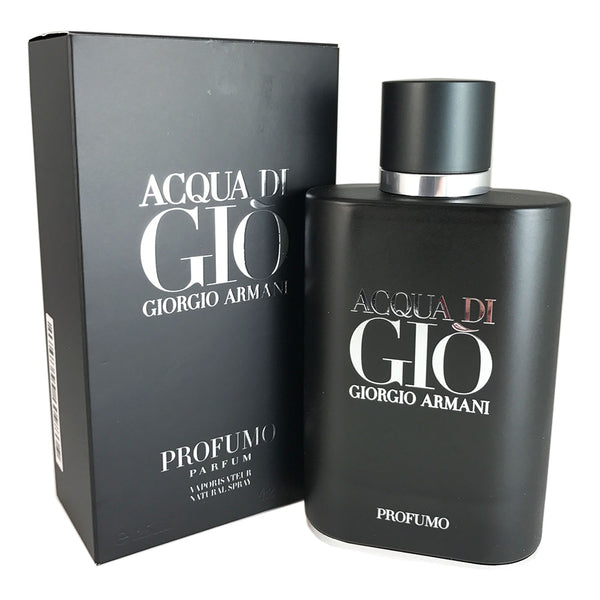 Acqua Di Gio Profumo for Men By Giorgio Armani 4.2 oz Eau De Parfum
