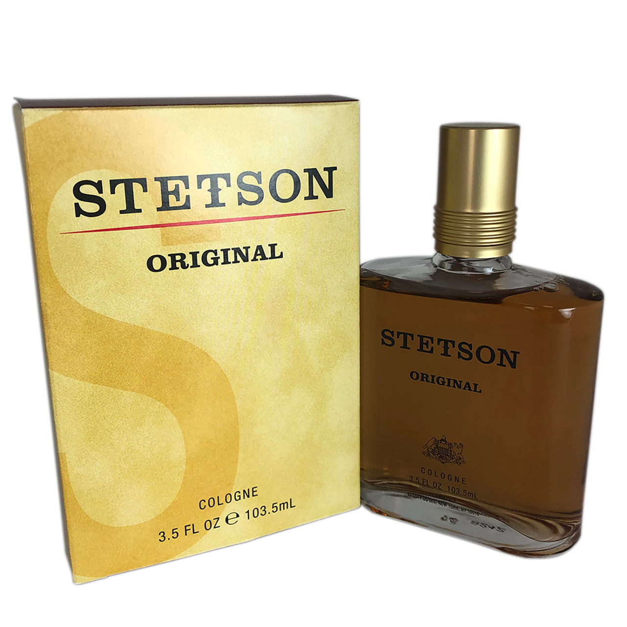 Stetson Original by Coty for Men 3.5 oz Cologne Splash