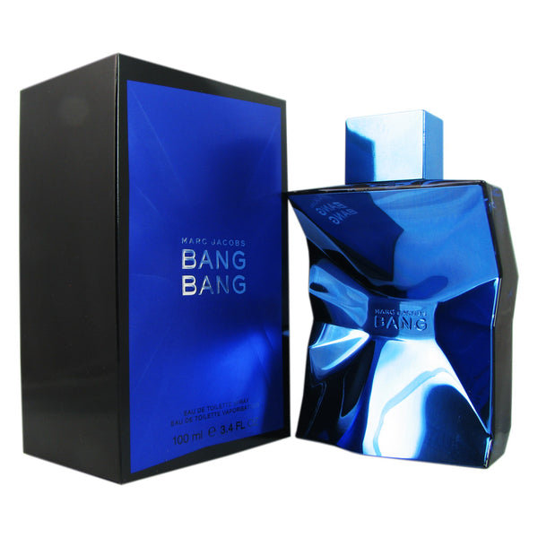 Marc Jacobs Bang Bang for Men 3.4 oz Eau de Toilette Spray