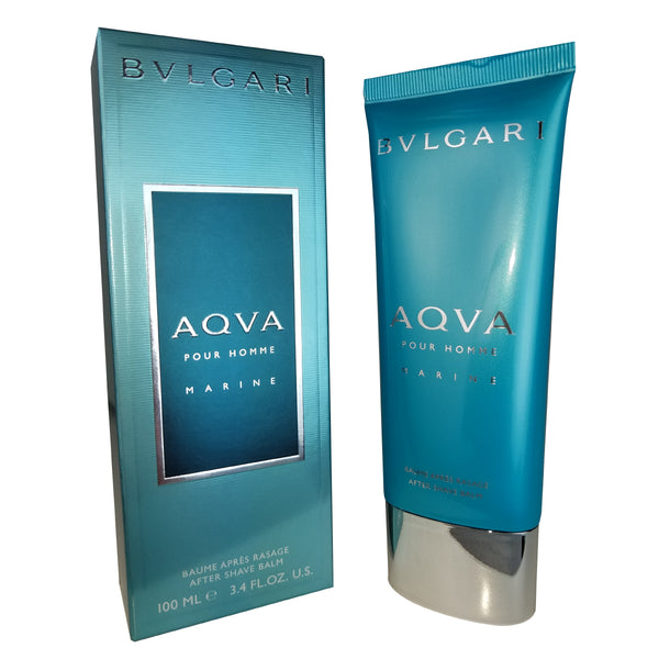 Bvlgari Aqva Marine for Men by Bvlgari 3.4 oz After Shave Balm