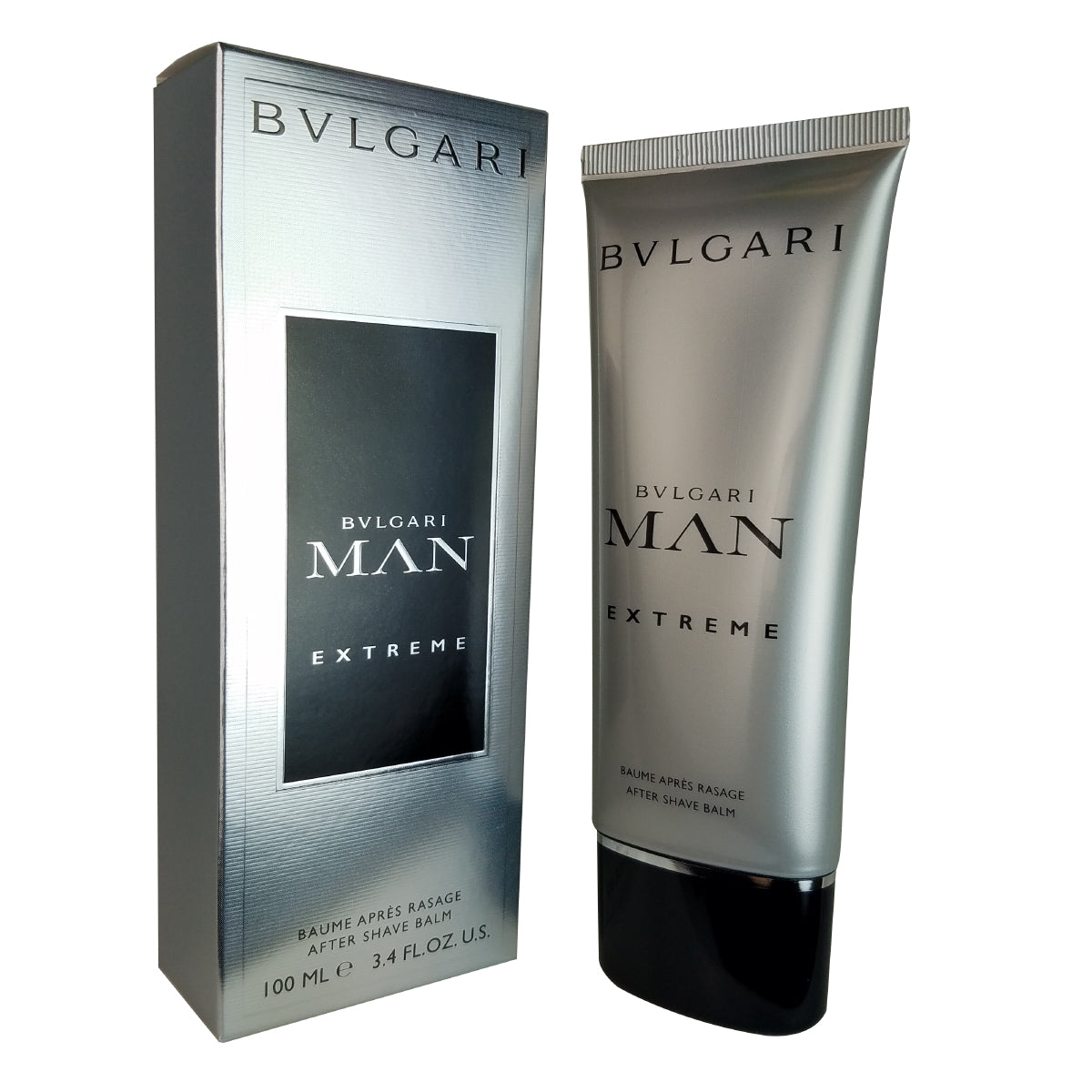 Bvlgari Man Extreme for Men by Bvlgari 3.4 oz After Shave Balm