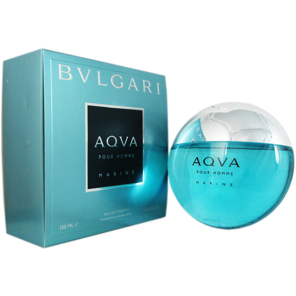 Bvlgari Aqva Marine for Men 5 oz Eau de Toilette Spray