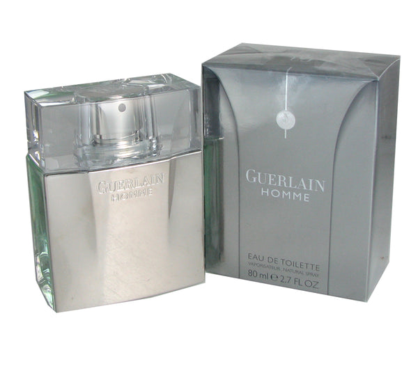 Guerlain for Men by Guerlain 2.7 oz 80 ml Eau de Toilette Spray