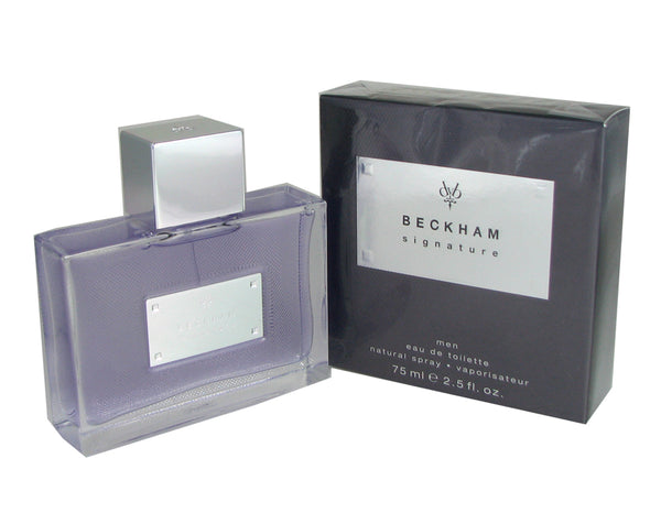 Signature for Men by David Beckham 2.5 oz Eau de Toilette Spray
