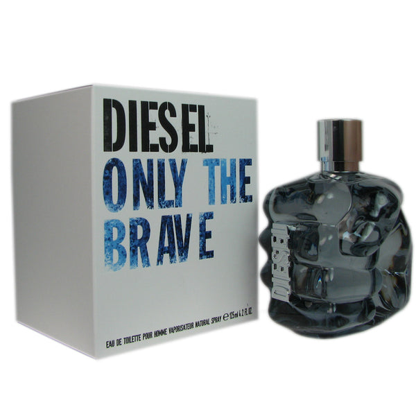 Diesel Only the Brave for Men 4.2 oz 125 ml Eau de Toilette Spray
