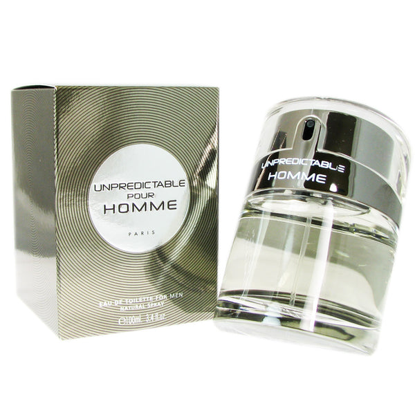 Unpredictable Pour Homme by Glenn Perri 3.4 oz Eau de Toilette Spray