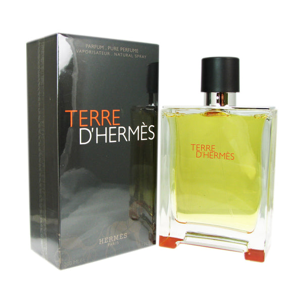 Terre D'Hermes for Men 6.7 oz Parfum Spray