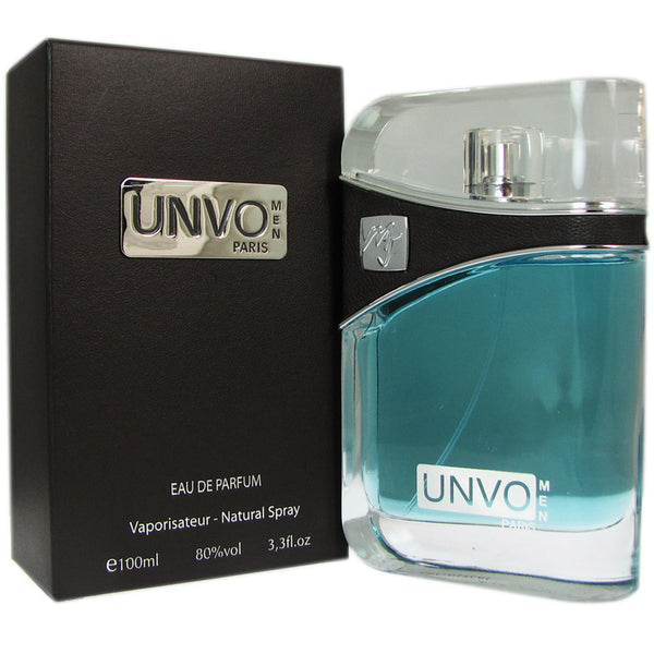 Unvo Men by Marc Joseph Parfums 3.3 oz Eau de Parfum Spray