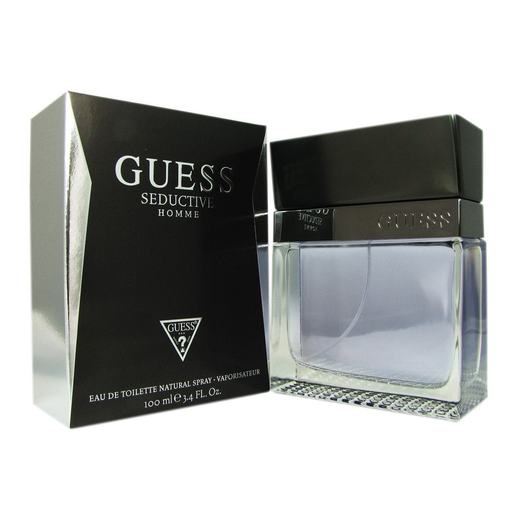 Guess Seductive for Men 3.4 oz Eau de Toilette Spray