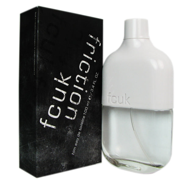 FCUK Friction Him for Men by French Connection 3.4 oz Eau de Toilette Spray
