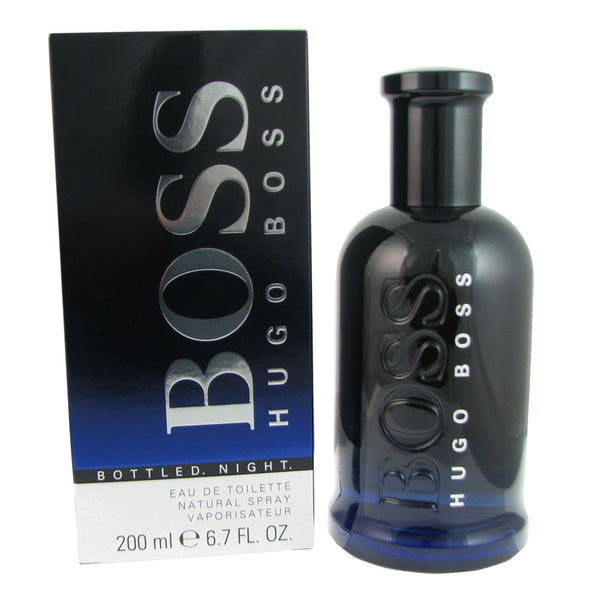 Boss # 6 Night for Men by Hugo Boss 6.7 oz Eau de Toilette Spray