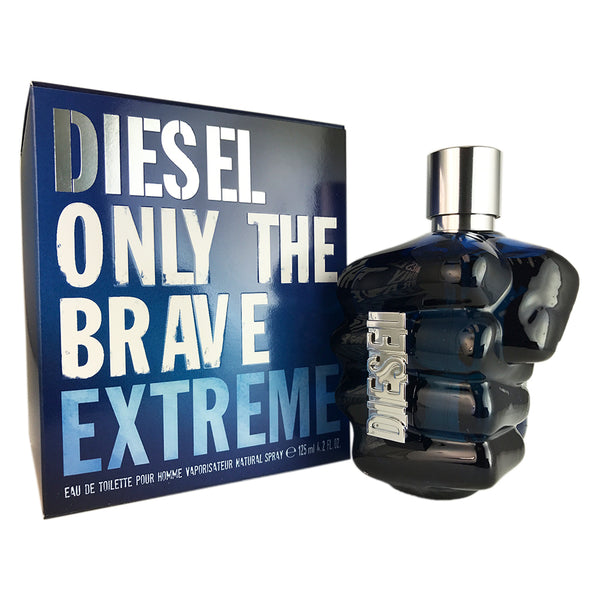Diesel Only The Brave Extreme For Men by Diesel 4.2 oz Eau De Toilette Spray