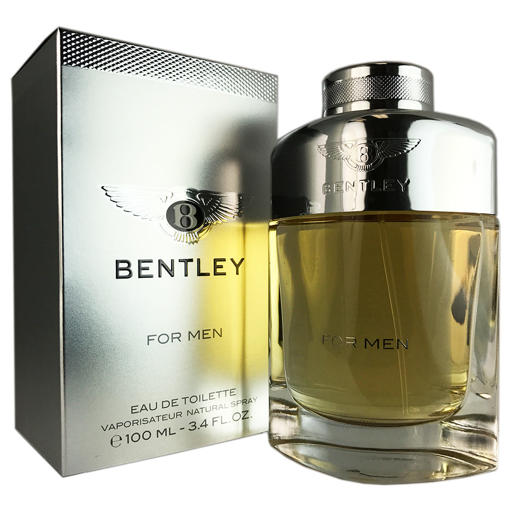 Bentley For Men By Bentley 3.4 oz Eau De Toilette Spray