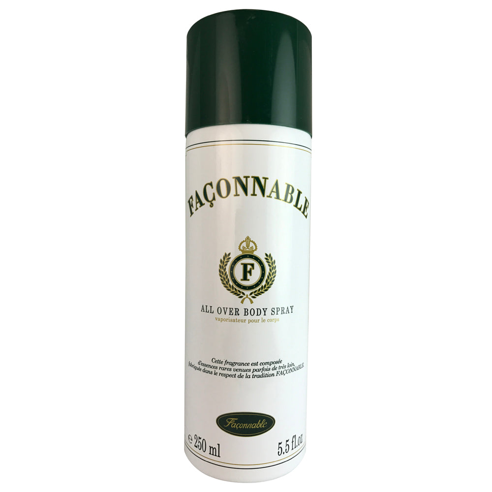 Faconnable For Men By Faconnable 5.5 oz All Over Body Spray