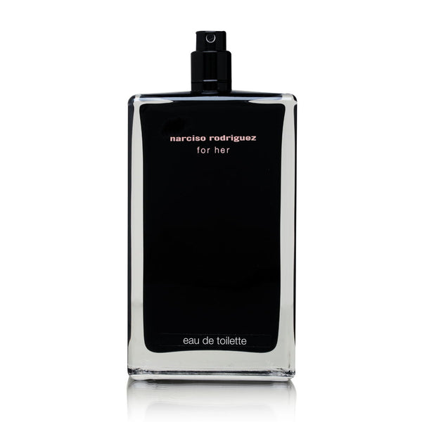 Narciso Rodriguez for Her 3.3 oz Eau de Toilette Spray (Tester Black Bottle)