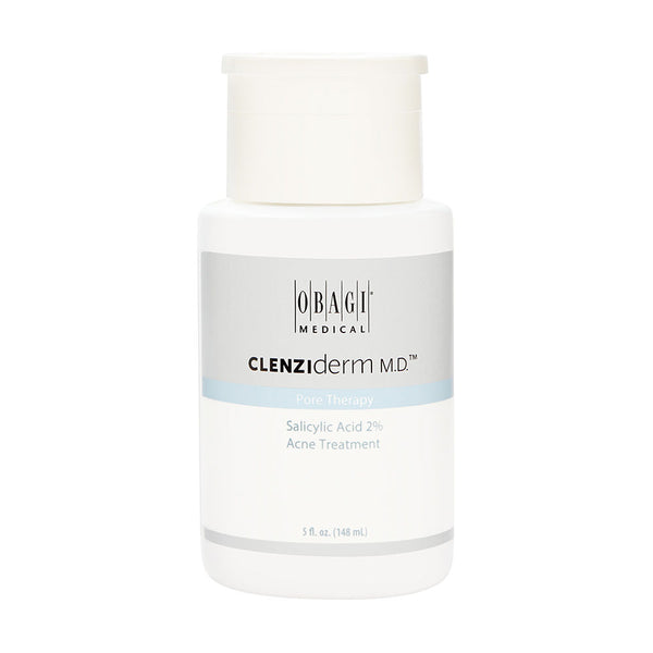 Obagi Clenziderm M.D. Pore Therapy Salicylic Acid 2% Acne Treatment 5 oz