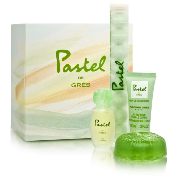 Pastel de Gres by Gres for Women 4 Piece Miniature Set