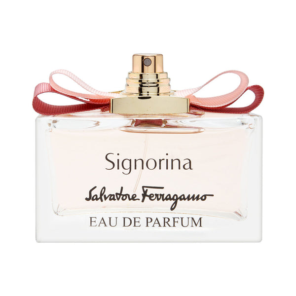 Signorina by Salvatore Ferragamo for Women 3.4 oz Eau de Parfum Spray (Tester no Cap)