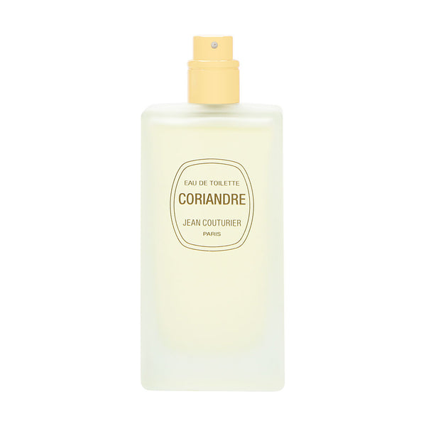 Coriandre by Jean Couturier for Women 3.4 oz Eau de Toilette Spray (Tester)