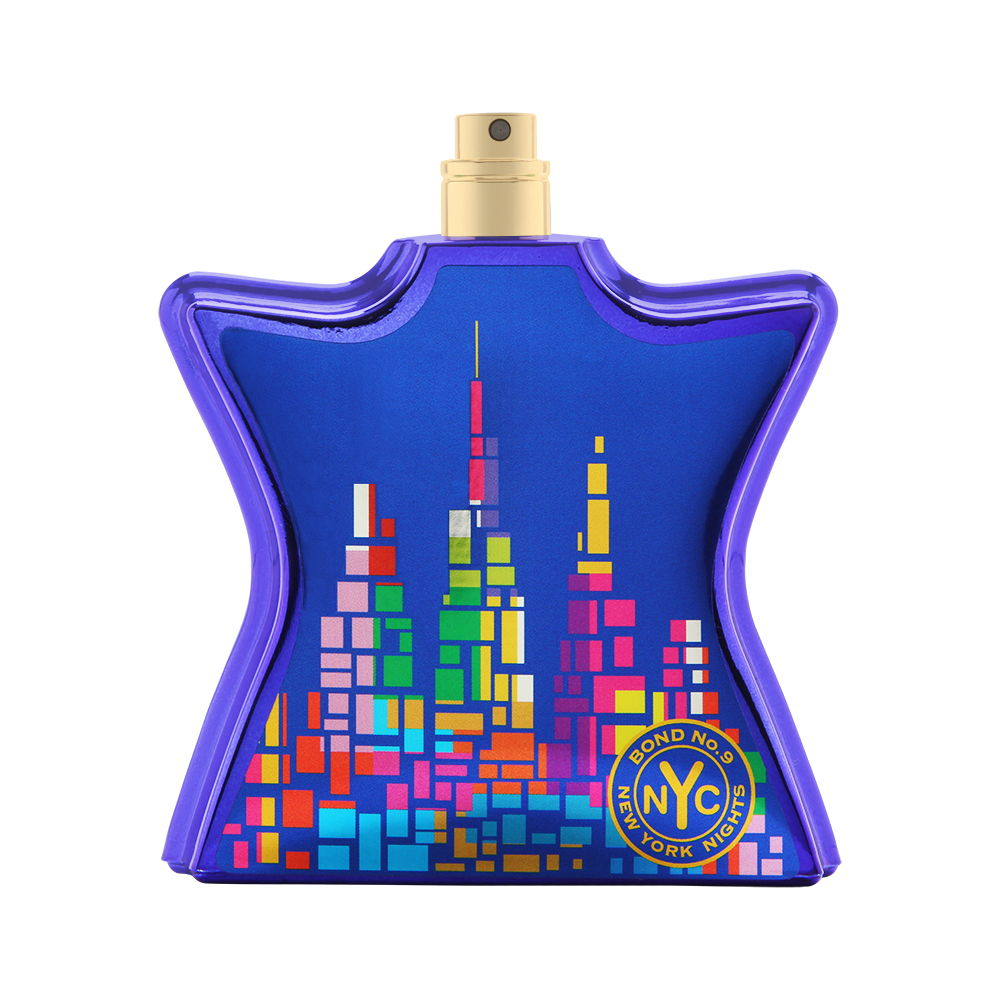 Bond No. 9 New York Nights 3.3 oz Eau de Parfum Spray (Tester no Cap)