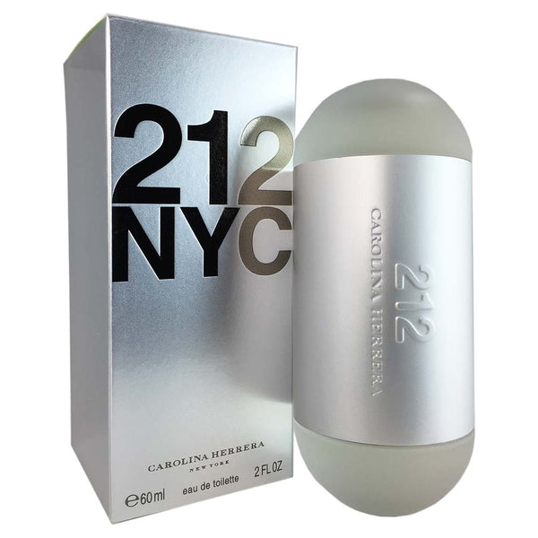 212 Carolina Herrera for Women 2.0 oz Eau de Toilette Spray