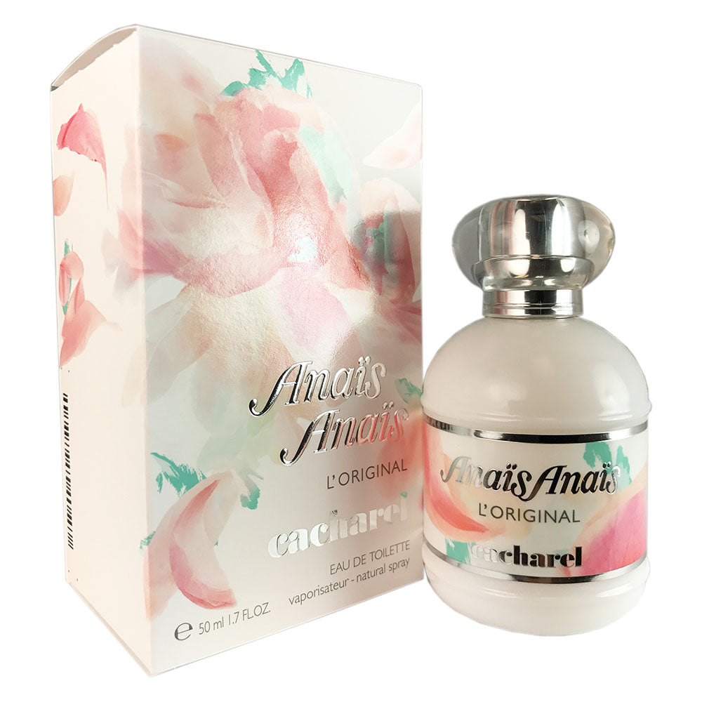 Anais Anais for Women by Cacharel 1.7 oz 50 ml Eau de Toilette Spray