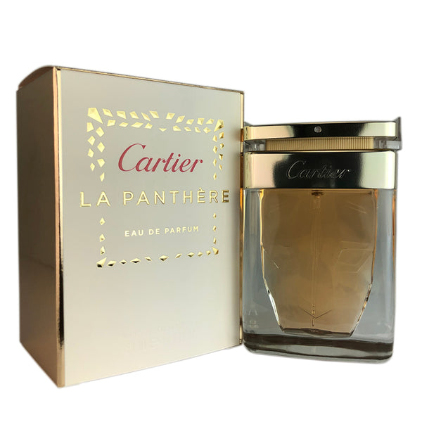 La Panthere for Women by Cartier 1.6 oz Eau de Parfum Spray
